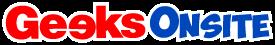 Geeks Onsite: Computer Repairs – Laptop Repairs – Computer Technicians Logo